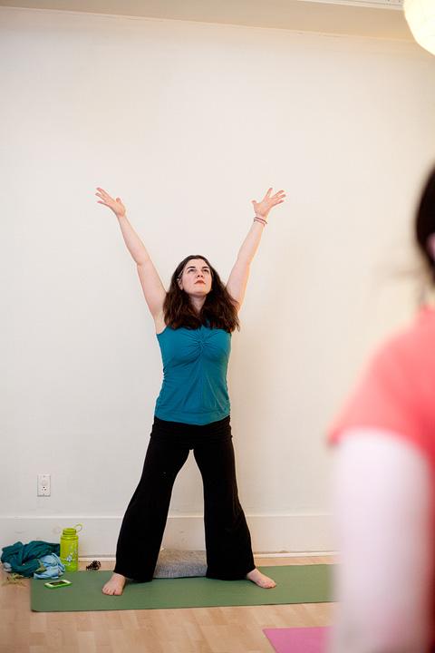 Online Prenatal Yoga Teacher Training   Sharon Fennimore, MA